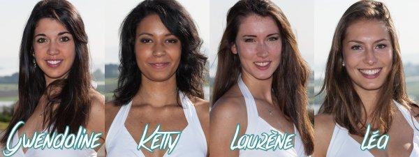 MISS BRETAGNE 2015 :: Les candidates
