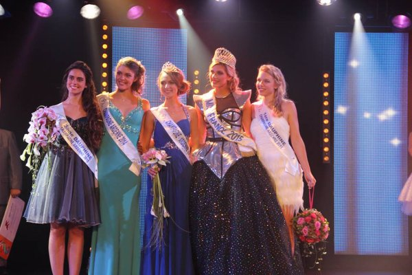 MISS CHAMPAGNE-ARDENNE 2015 :: OCÉANE PAGENOT