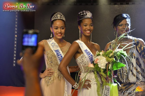 MISS MARTINIQUE 2015 :: MORGANE EDVIGE