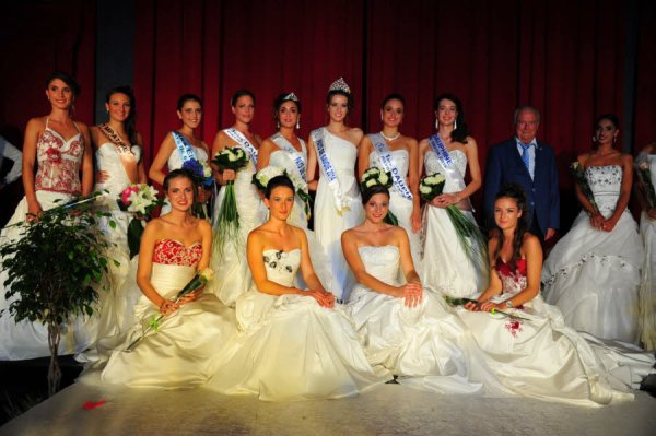 Miss Pays de Savoie 2015 / Miss Haute-Normandie 2015