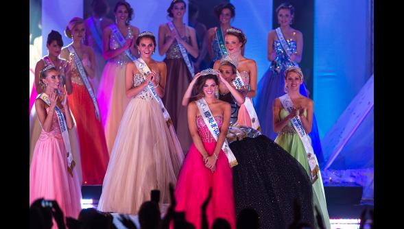 MISS NORD-PAS-DE-CALAIS 2015 :: IRIS MITTENAERE