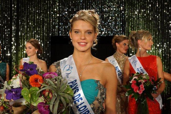 MISS PAYS DE LOIRE 2015 :: ANGELINA LAURENT