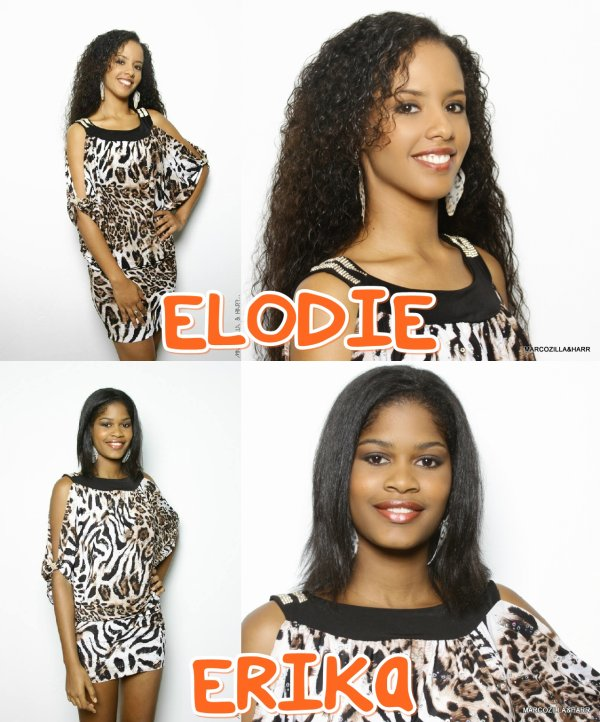 MISS GUYANE 2015 :: Les candidates