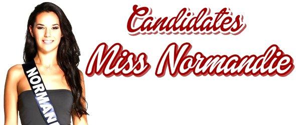 MISS NORMANDIE 2015 :: Les candidates