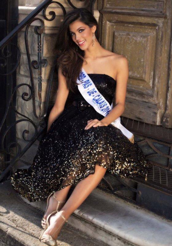 Miss Nord-Pas-de-Calais 2015, Iris Mittenaere :: Photos
