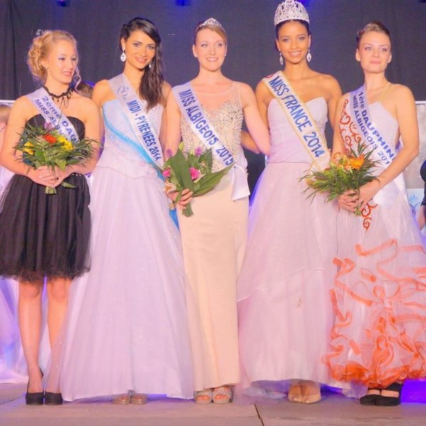 Miss Albigeois 2015 / Miss Cogolin 2015