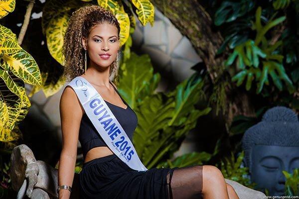 Miss Guyane 2015, Estelle Merlin :: Photos (2)