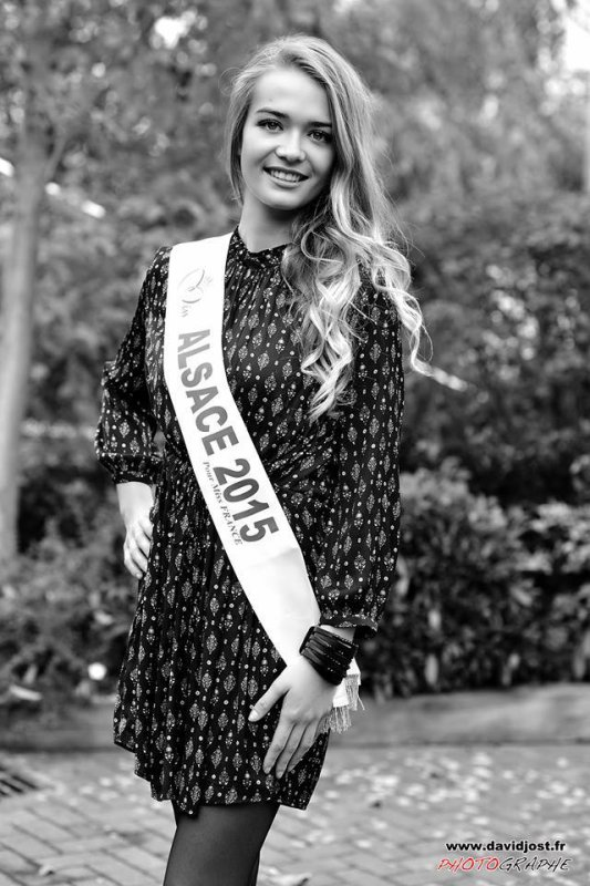 Miss Alsace 2015, Laura Muller :: Photos