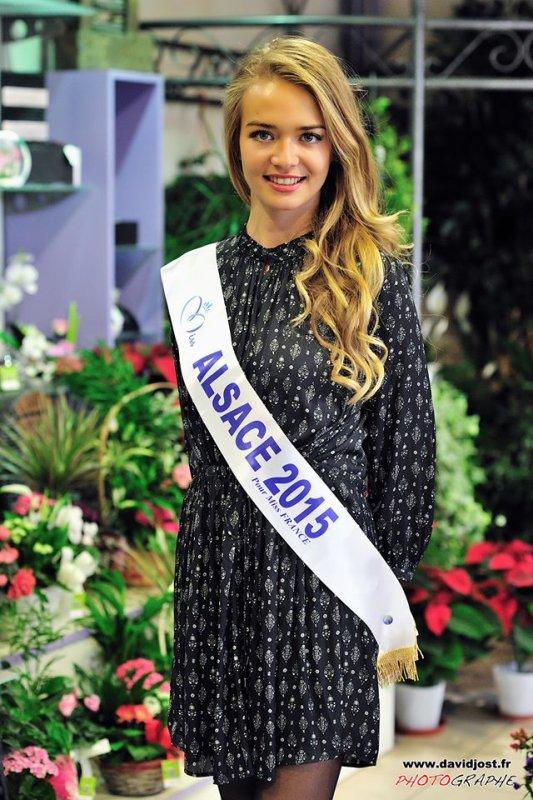 Miss Alsace 2015, Laura Muller :: Photos