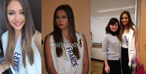 Charlotte Pirroni - Miss International