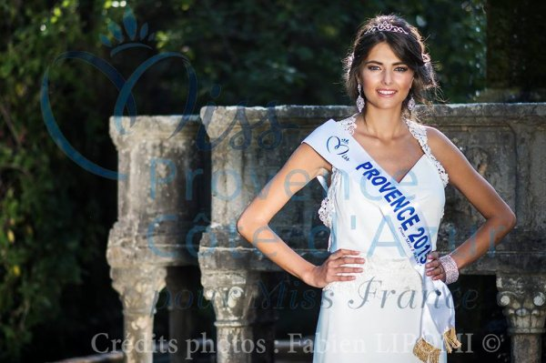 Miss Provence 2015, Julia Courtès :: Photos