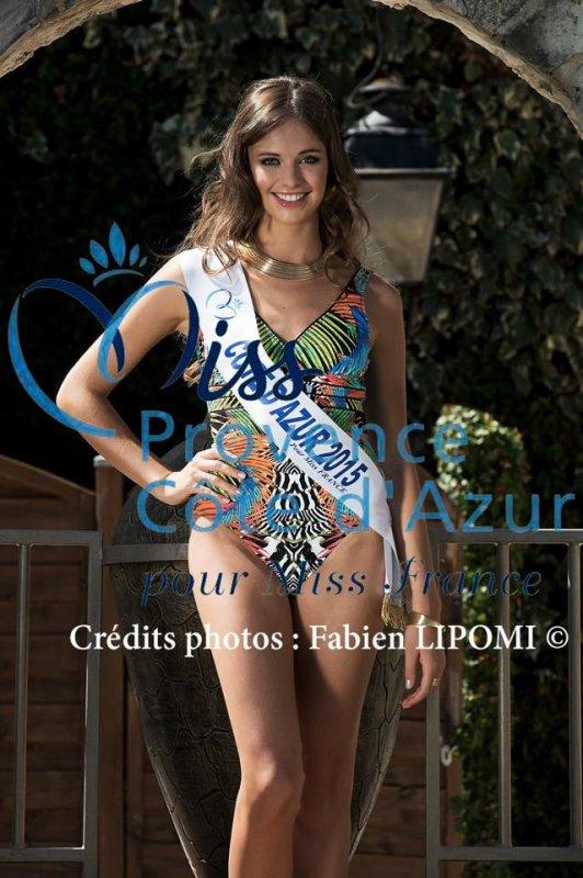 Miss Côte d'Azur 2015, Léanna Ferrero :: Photos
