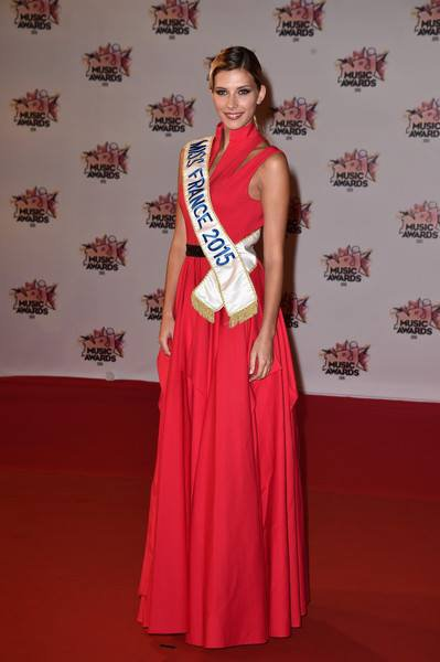 Camille Cerf - NRJ Music Awards