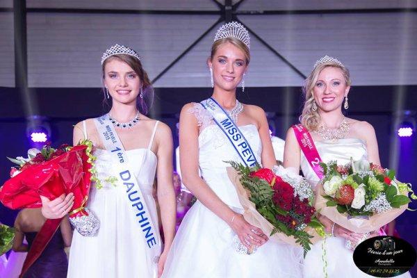 Miss Piémont-Cévenol 2015 / Miss Pévèle 2015