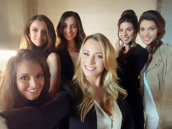 MISS FRANCE 2016 :: Les Miss régionales ensemble