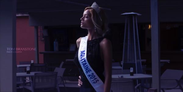 Miss Aquitaine 2015, Gennifer Demey :: Photos
