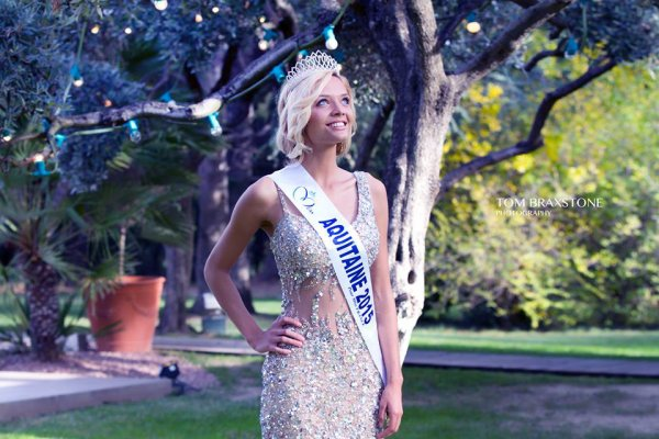 Miss Aquitaine 2015, Gennifer Demey :: Photos