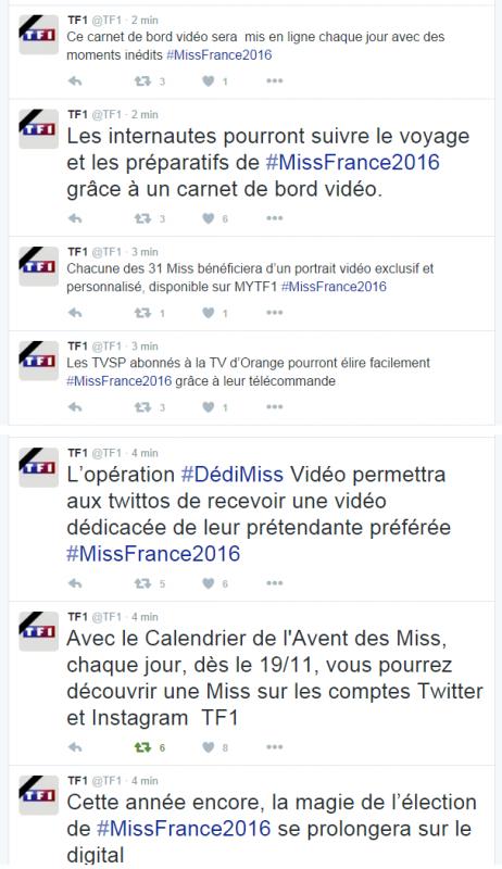 MISS FRANCE 2016 :: Photos officielles, portraits vidéos et conférence de presse