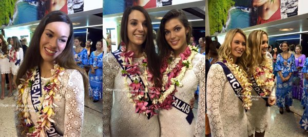 Miss France 2016 :: Tahiti