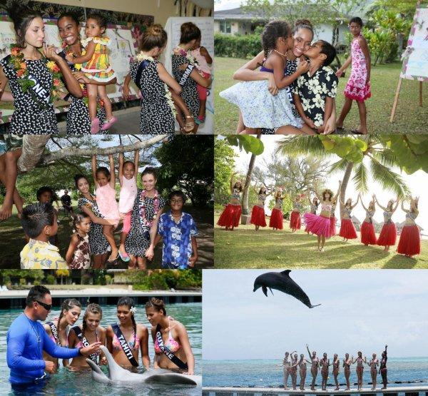 Miss France 2016 :: Tahiti