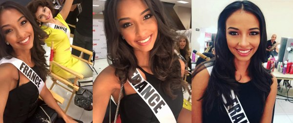 Flora Coquerel - Miss Univers