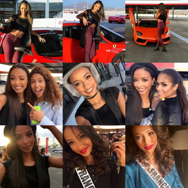 Flora Coquerel - Miss Univers