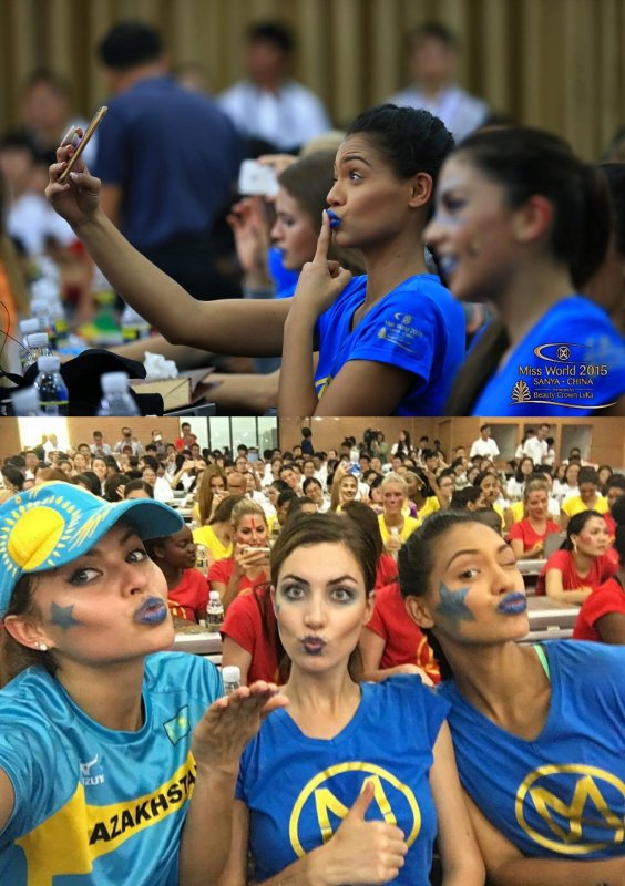 Miss Monde 2015, rendez-vous à 14h !