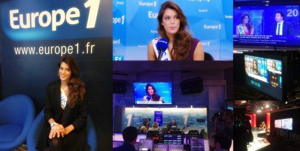 Iris Mittenaere | Les premiers jours de Miss France 2016
