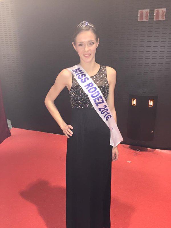 Miss Rodez 2016