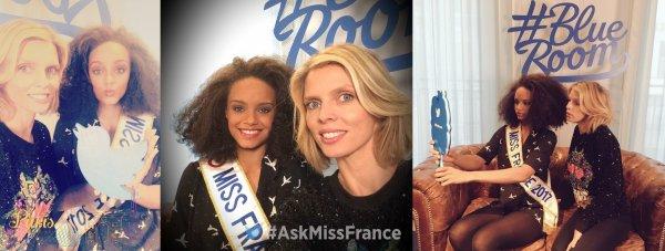Miss France 2017 | Les premiers jours d'Alicia Aylies