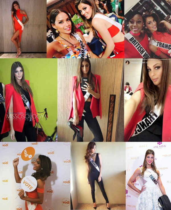 Iris Mittenaere | Miss Univers