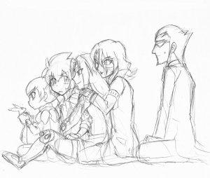 La famille de l'académie HD chapitre 2