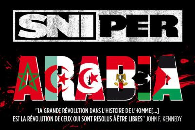 "SALAM A TOUS ON VIENT DE FINIR LE CLIP REMIX ALL STARZ DU TITRE ""ARABIA"" DE SNIPER !!!!!"