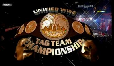 Les Champions Par Equipe Unifier Actuel
