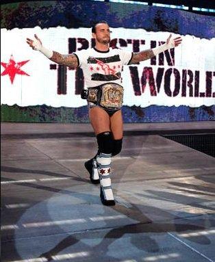 Le Champion De La WWE Actuel