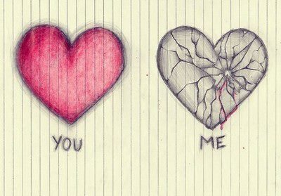 """""""Tu es amoureuse, pauvre idiote."""""""