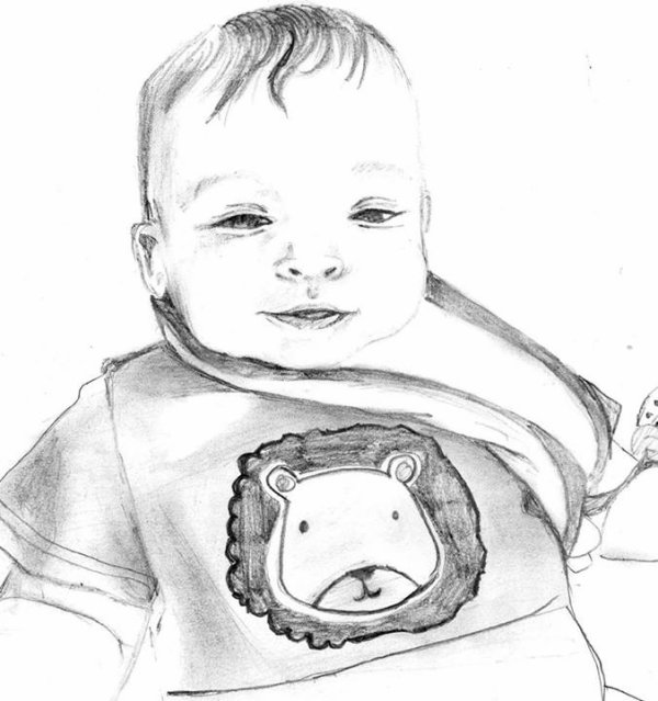 Dessin bébé