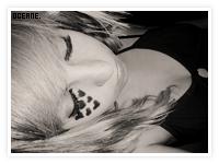 Océane, la webmiss de weheartphotoshop. ♥