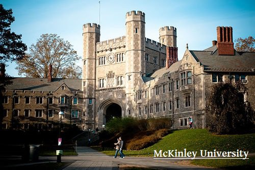 ♦ McKinley University-RPG  ♦