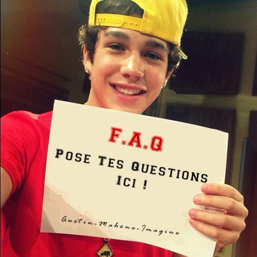 F.A.Q. : FOIRE AUX QUESTIONS !