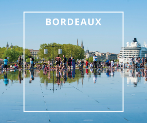 BORDEAUX DESTINATION PREFEREE DES EUROPEENS