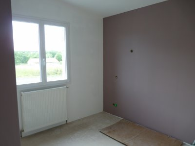 11 06 11 peinture blog de notre future construction for Peinture gris taupe clair