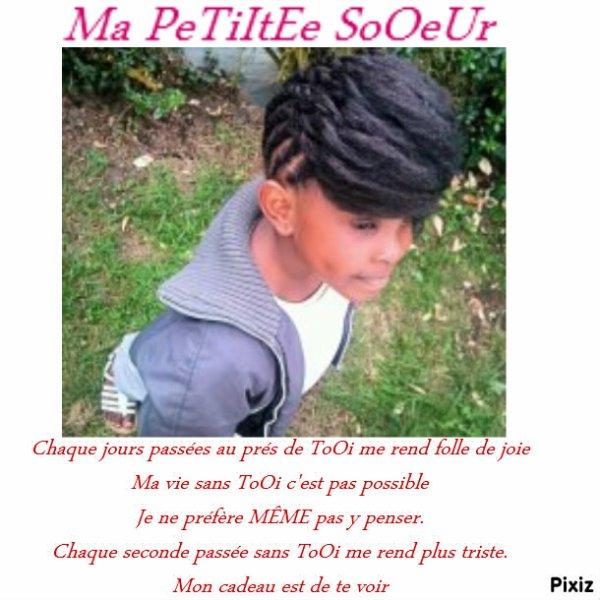 Ma dOouce D'amour (-_-)