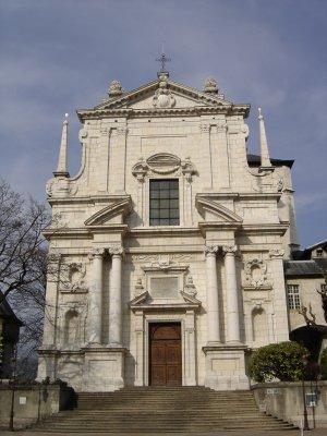 La chapelle du château des Ducs de Savoie