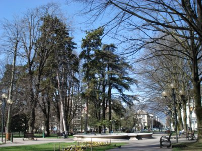 Le parc du Verney