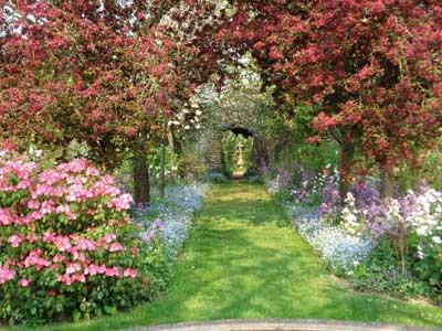 Le jardin botanique de la petite rochelle remalard la - Petit jardin zen interieur la rochelle ...