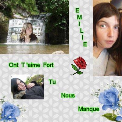 Le Temp Passe , Les Souvenirs restent , Tu Me Manque :'(