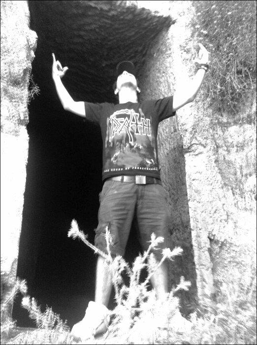 Los† in †he desolation of life ...