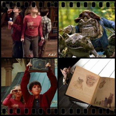 Les Chroniques de Spiderwick !