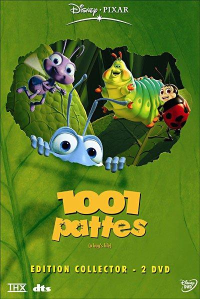 1001 Pattes